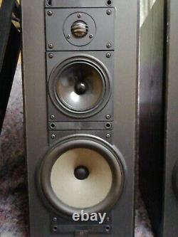 Celestion 11 Tall 120w Haut-parleurs Stéréo Debout Hifi High End Audio