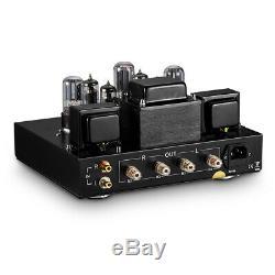 Douk Audio 6p1 Tube Intégré Amplificateur Classe A Single-ended Stereo Power Amp