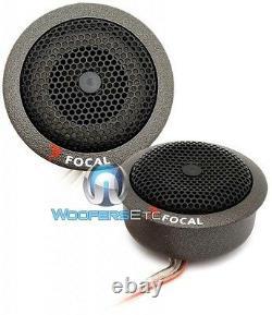 Focal P130 V15 Voiture 5,25 Haut-parleurs Composants 2 Voies Mids Crossovers Tweeters Nouveau