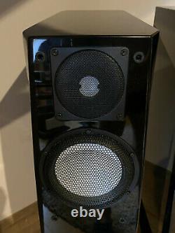 Gemme Audio Katana V. 1 Haut-parleurs Pilotes Accuton Dans Un Coffret Vflex Unique