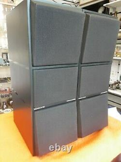 Grand Sound Bang Et Olufsen Beovox Cx100 Haut-parleurs Stéréo Type 6343 100w