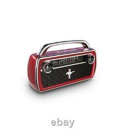 Haut-parleur Stéréo Sans Fil Ion Audio Avec Style De Voiture Classique Ion-mustang-speaker