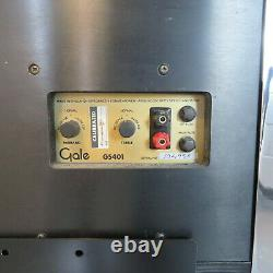 Haut-parleurs Stéréo Gale Gs401 Avec Supports Assortis Audio Idéal