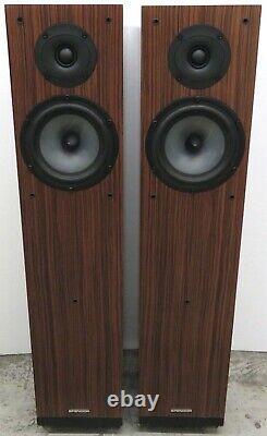 Haut-parleurs Stéréo Spendor A6 (pas De Calandres) Audio Idéal