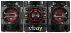 Hi Fi Sound System Powerful Basse 230w Bluetooth Fm Radio CD Tv Stereo Haut-parleurs