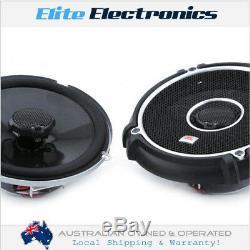 Jbl-628 Gto 6-1 / 2 À 2 Voies 180w 2 Ohms Coaxiale Stéréo Voiture Haut-parleurs 6.5