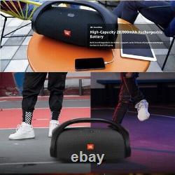 Jbl Boombox 2 Haut-parleur Sans Fil Hifi Ipx7 Etanche Partybox Son Stereo Subwoo