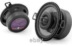 Jl Audio C2-350x 3.5-inch 2 Way Speakers Car Stereo Evolution Series Nouveau