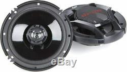 Jvc Kd-td71bt Autoradio CD Bluetooth Stéréo Récepteur Haut-parleurs Csdr261 2 Avec Ses 4 Paire