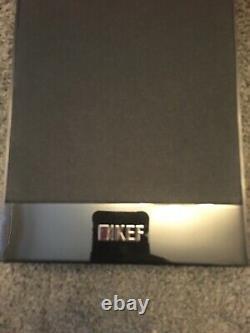 Kef T101 Stereo Surround Sound Super-flat Haut-parleurs Excellent État X 2