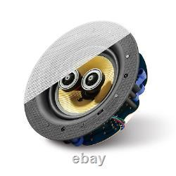 Lithe Audio 6.5 Haut-parleur De Plafond Stéréo Passif (chacun)