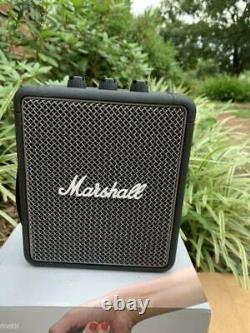 Marshall Stockwell II Bluetooth Portable Speaker 20w Stereo Sound Noir