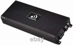 Massive Audio Ex4r 4-channel Car Stereo Amplificateur 4800w Fullrange Speaker Amp