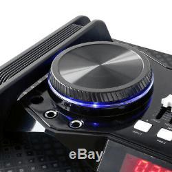 Mega Party Son Bluetooth Avec Haut-parleur Usb Et Lumières Accueil Salut-fi Stereo System