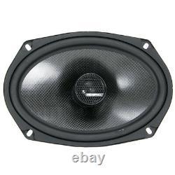 Memphis Audio 15 Mcx69 Car Stereo Mclass Série 6 X 9 Haut-parleurs Coaxiaux 2 Voies
