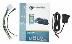 Memphis Audio Invisible Hide Away Récepteur Bluetooth + 6.5 Tour Haut-parleurs Rzr / Utv