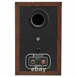 Moniteur Audio Bronze 1 Étagère Haut-parleurs À Rosemah