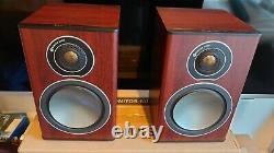 Moniteur Audio Bronze 1 Haut-parleurs De Bibliothèque À Rosemah