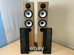 Moniteur Audio Bronze Bx 5 Haut-parleurs De Tour Stéréo Ah 81657