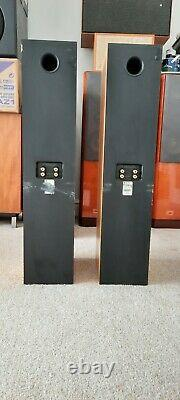 Moniteur Audio Gold Reference Gr 20 Floor Stereo Stranding Haut-parleurs