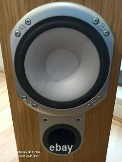 Moniteur Audio Silver Rs6 En Chêne Naturel