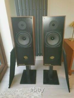 Moniteur Audio System R352 Loud Speakers Haut De Gamme Audiophile Son De Qualité