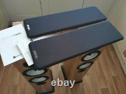 Moniteur Sol Audio Bx5 Haut-parleurs Debout. Condition Parfaite