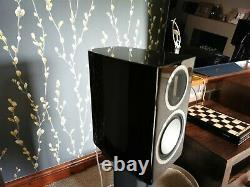 Monitor Audio Or Gx50 Salut Fi Haut-parleurs. Noir Laqué