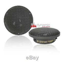 Morel Cdm-880 3.5 Car Audio / Stéréo De Catégorie Standard Haut-parleurs Pilotes Nouveaux