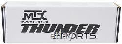 Mtx Audio Bluetooth Controller + Haut-parleurs + 2 Canaux Amplificateur Pour Yamaha Yxz