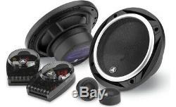 New Jl Audio C2-650 Voiture Stéréo Haut-parleurs 6.5 Composante 2 Voies 200 Watts