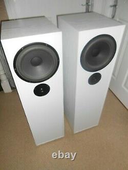 Note Audio Az-two Speakers White 2 Ans. À Peine Courir Dans
