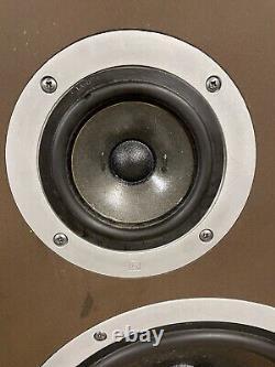 Paire De Celestion Ditton 442 3 Way Speakers Hifi Audio Stereo Rare York