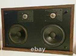 Paire De Rares Haut-parleurs Compacts Stereo Dimensional Dimensionnelle Polk Audio Sda Stéréo Stereo