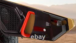 Panneau De Haut-parleur De Porte Monte Audio Stéréo- Can Am Maverick X3 Max Pod