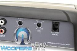 Pioneer Gm-d9701 Amp 1 Ch Basse 2400w Subwoofers Haut-parleurs Stéréo De Voiture Amplificateur