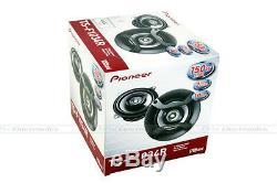 Pioneer Ts-f1034r 4 150w 10cm F-série 2 Voies Stéréo Audio Haut-parleurs De Voiture Coaxial