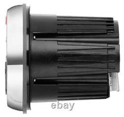 Planet Audio Pgr35b 3.5 Gauge Marine Mp3/radio Récepteur Bluetooth+2 Haut-parleurs