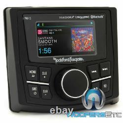 Pmx-3 Upgrade Rockford Fosgate X3-stage2 Stereo Speaker Audio Kit X3 Modèle