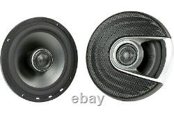 Polk Audio Mm652 6.5 2-way Paire Voiture Stereo Marine Bateau Vtt Haut-parleurs De Moto