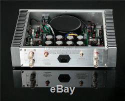 Puissance Stéréo Amplificateur Amp Accueil Bureau Audio Pour 150w + 150w Président