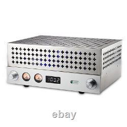 Radio Fm De Tube À Vide Vintage Avec Récepteur Audio Stéréo Amplificateur Pour Haut-parleurs