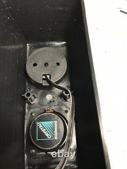 Rare Nos Cristal Mobilesound Un Pilier De Voiture Haut-parleur Stéréo Composant Mobile Son
