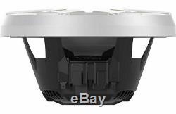 Rockford Fosgate M2-8 Blanc 8 Lumières Marine 2 Voies Tweeters En Bateau Haut-parleurs Nouveaux