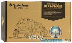 Rockford Fosgate X317-stage2 Kit Audio Pour Le Produit Can-am Maverick X3 Nouveaux Modèles