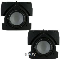 Rockford Fosgate X317-stg6 Stereo Audio Speaker System Pour Can-am Maverick X3