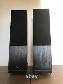 Royd Minstrel Stereo Haut-parleurs Floorstanding / Rare / Hifi / Audio / Rare