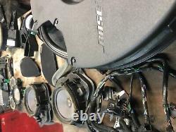 Saab 9-3 Estate Bose Speaker Stereo Sound System Sub Woofer & Haut-parleurs 2007-2012