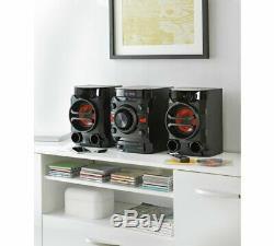 Salut Fi Son Système Usb Basses Puissantes Bluetooth Fm Radio CD Tv Haut-parleurs Stéréo