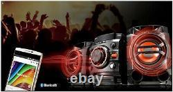 Salut Fi Sound System Lg Powerful Bass Bluetooth Tablet Iphone Tv Stereo Haut-parleurs